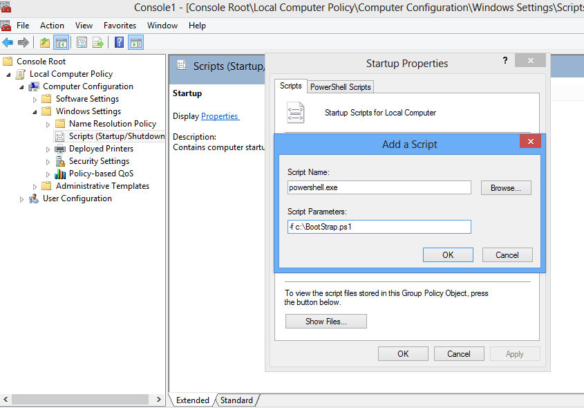 Bootstrapping a Virtual Machine with Windows Azure | Michael